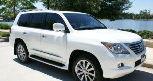 2011 Lexus LX 570: $17,000 and 2013 Lexus ES 350: $10,000 (OBO)