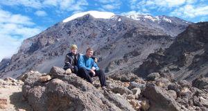 Machame route kilimanjaro climb trips