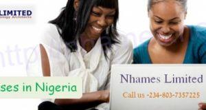 Nhames IT Courses in Nigeria
