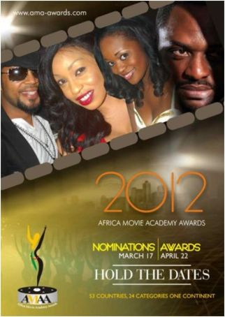 Lagos hosts African Movie Academy Awards
