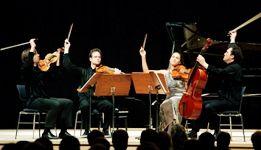 Delian-Quartet on Concert