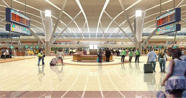 Cape Town airport best in Africa
