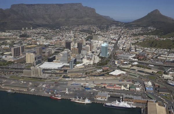 Cape Town's new skyscraper