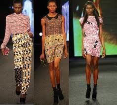 Fashion Week in Lagos