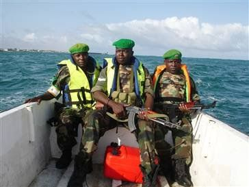 Increased piracy off Lagos