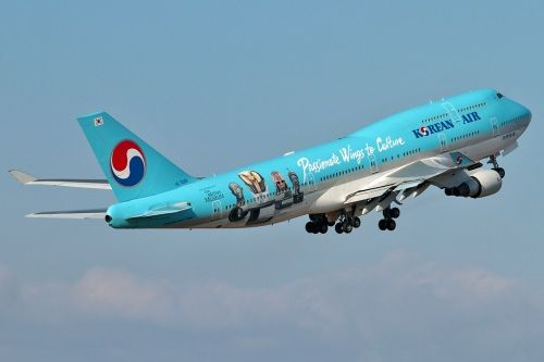 Direct flights from Nairobi to South Korea