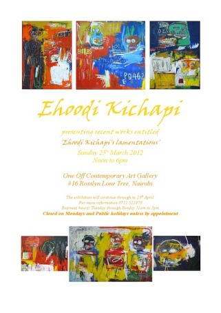 Exhibition by Ehoodi Kichapi