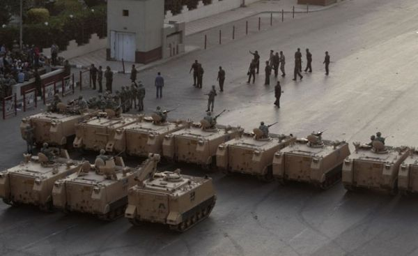 Cairo curfew shortened