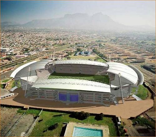 Eight Nations international tournament in Cape Town