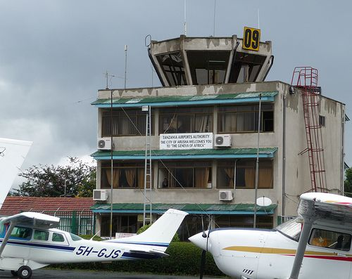 Arusha airport to reopen in July
