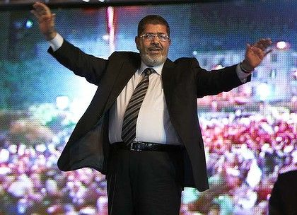 Mursi wins Egyptian presidential election