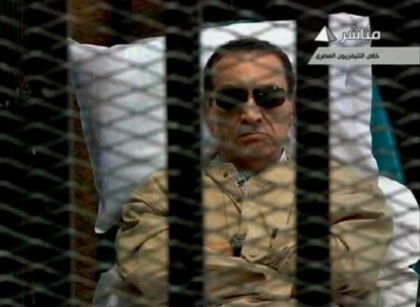 Mubarak ruling leads to protests in Cairo