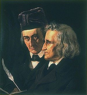Homage to the Grimm Brothers