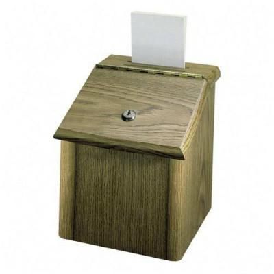 Suggestion boxes at Lagos schools