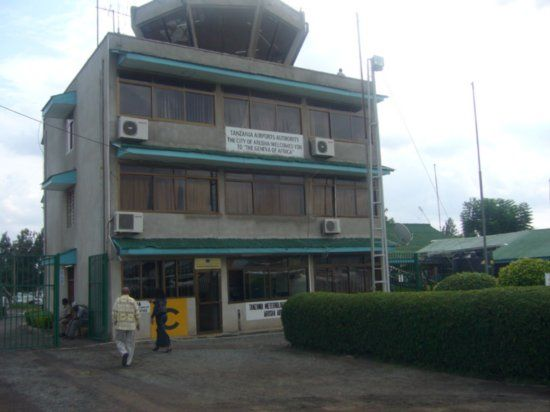 Arusha airport reopens