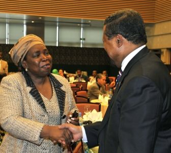 Dlamini-Zuma elected head of AU Commission