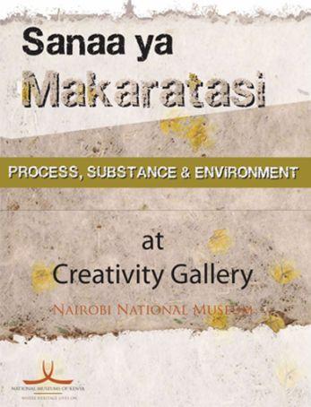 Sanaa ya Makaratasi Exhibition