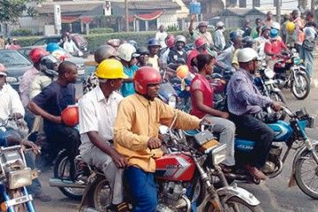 New traffic laws lead to protests in Lagos