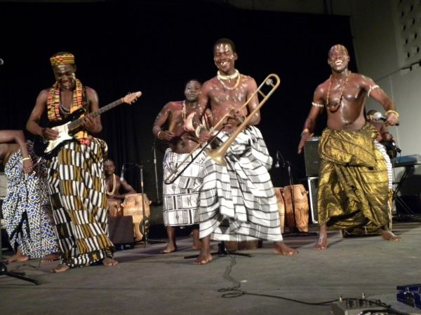 New Music Ghana Festival