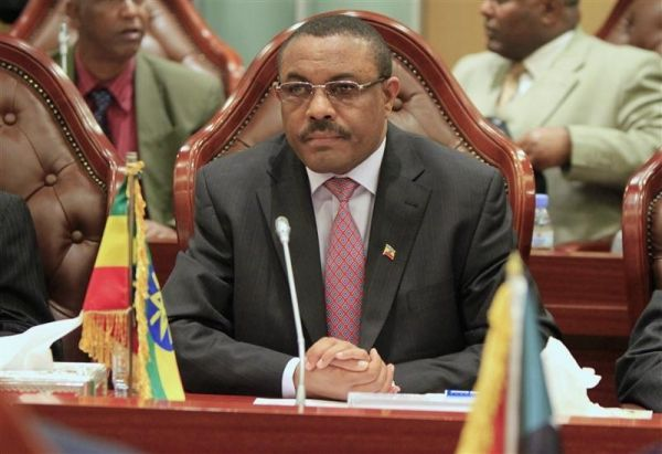 Hailemariam to become Ethiopian prime minister