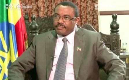 Hailemariam confirmed as leader of EPRDF
