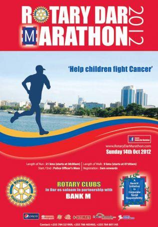 Dar es Salaam hosts charity marathon