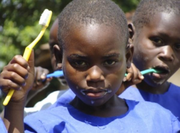 Lagos targets world record for brushing teeth