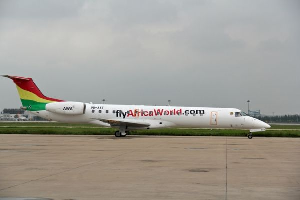 New airline launched in Accra