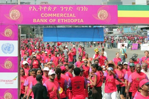 Great Ethiopian Run accused of impropriety
