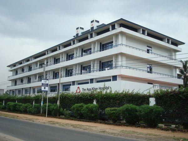 Expansion of Aga Khan Hospital in Dar es Salaam