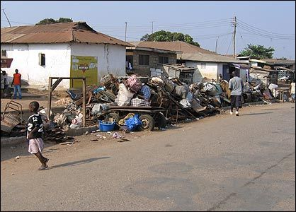 Accra to differentiate waste