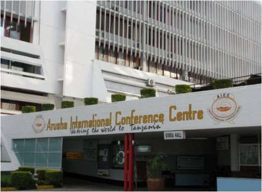 Large-scale shopping mall for Arusha