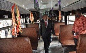 Dar es Salaam launches first commuter trains