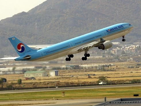 Flights between Nairobi and South Korea