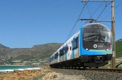 Major renewal of South Africa's trains