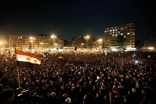 Egypt's new constitution published