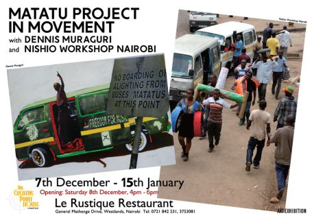Matatu Project in Movement