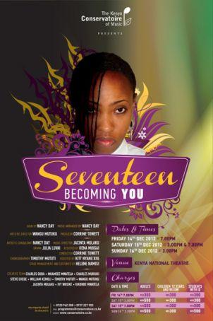 Musical Seventeen by Kenya Conservatoire
