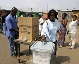 Ghana goes to the polls