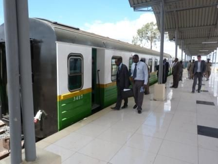 Nairobi rail project gets environmental approval
