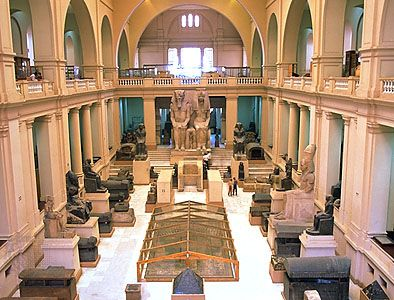 Cairo's Egyptian Museum to be restored