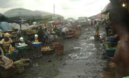 Lagos closes fruit markets