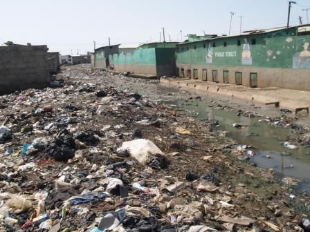 Major new sewerage scheme for Accra