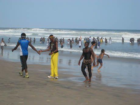 Accra named as top tourist destination
