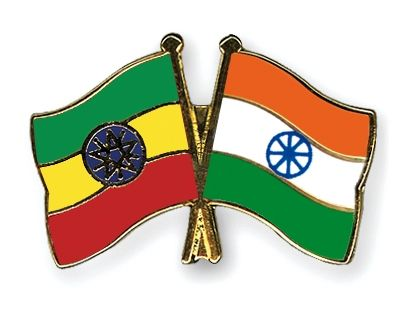 Addis Ababa twins with New Delhi