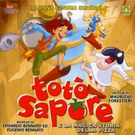 Projection of Totò Savour and the Magical Story of Pizza