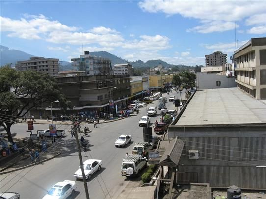 Satellite towns for Arusha