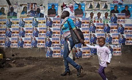 Kenya prepares for elections
