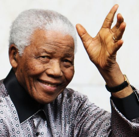 Cape Town dedicates 2013 to Mandela