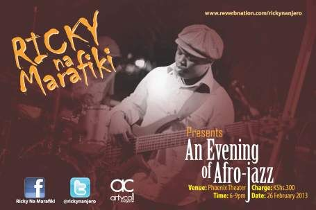 An Evening of Afro-Jazz